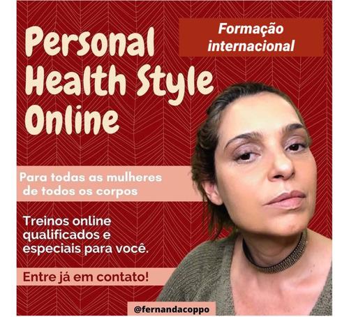 personal trainer , para mulheres com formação internacional