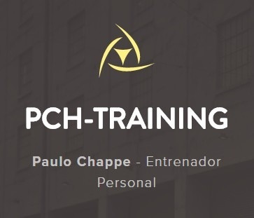 personal trainer paulo chappe. buenos aires.