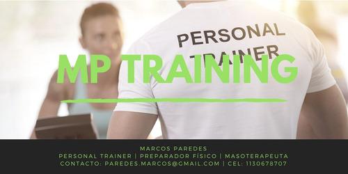 personal trainer preparador fisico entrenamiento personal