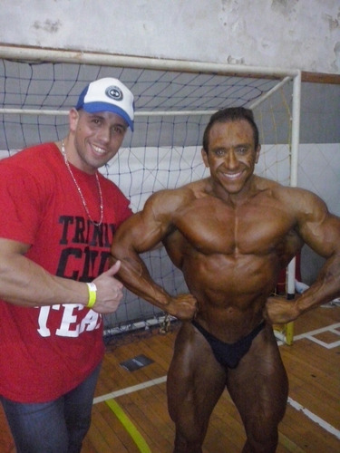 personal trainer red megatlon/on fit