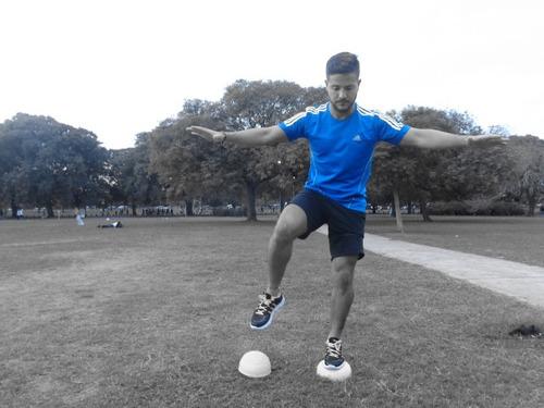 personal trainer y red de entrenamiento