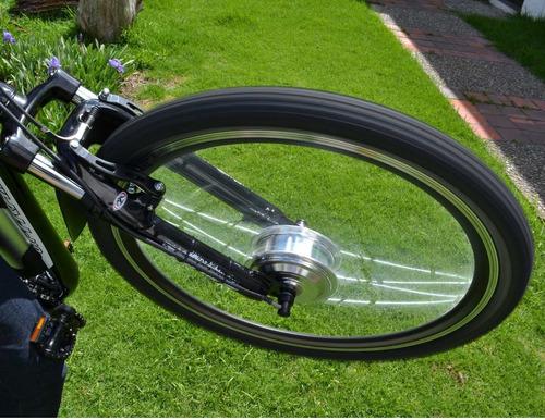 personaliza tu bicicleta electrica : motores 250w