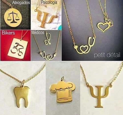 personaliza tu dije en oro o plata