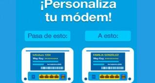 personaliza tu modem cambiar nombre y contraseña