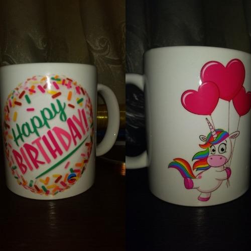 personalizacion de mugs y camisas