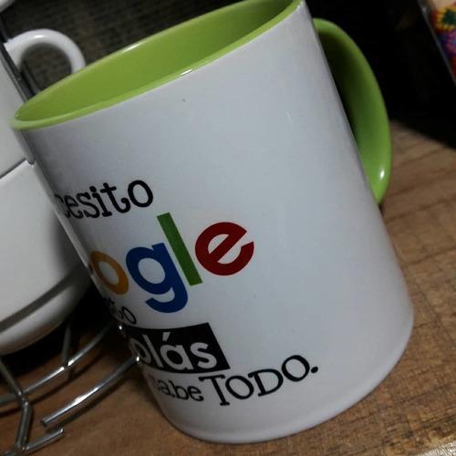 personalización de pocillos mugs