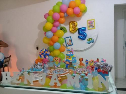 personalizados e decoração de festa