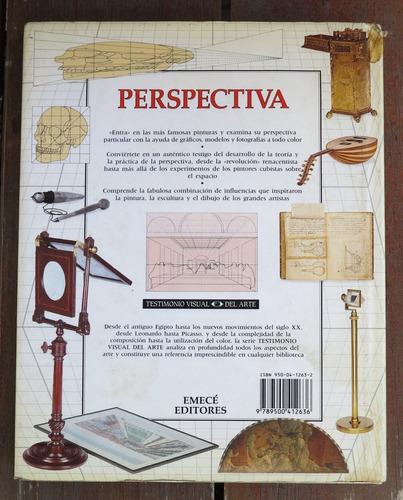 perspectiva guia visual de la teoria y la tecnica  arte