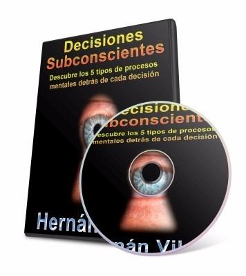 persuasión los 5 tipos de procesos mentales en cada decisión
