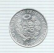 peru 1 centimo 2007