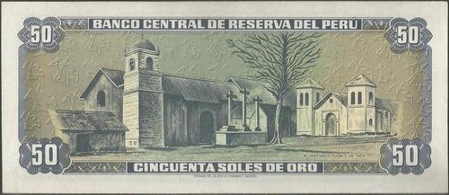 peru 50 soles 15 dic 1977 p113