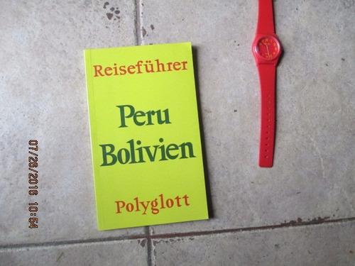 peru bolivien - reiseführer