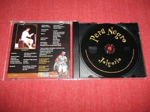 peru negro - jolgorio cd imp ed 2003 mdisk