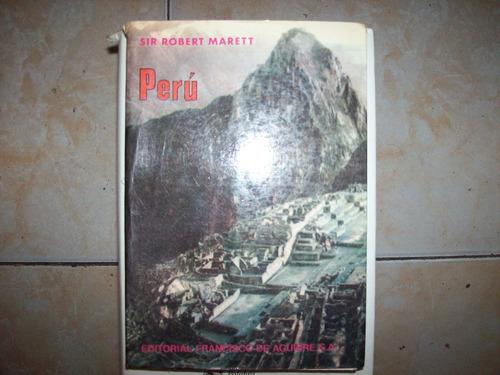 peru por sir robert marett