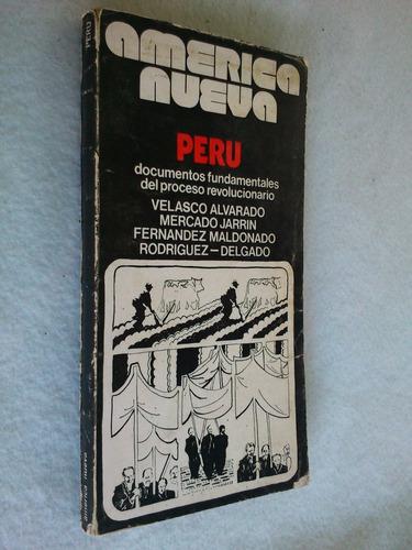 perú. proceso revolucionario. v. alvarado, mercado jarrin...
