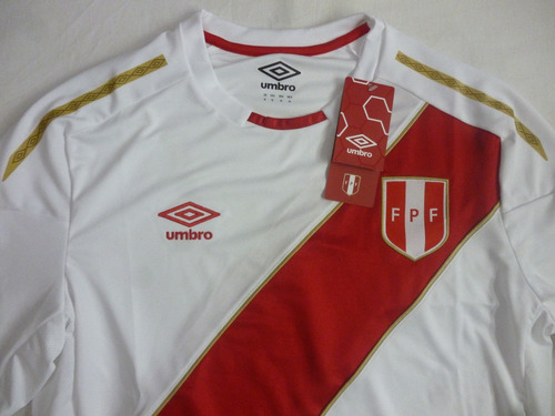 perú selección camiseta