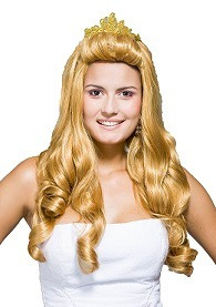 peruca aurora sintética fio importado