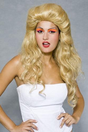 peruca básico marília sintética fio importado