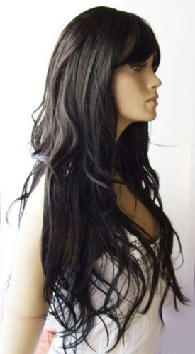 peruca de fibra japonesa valentina
