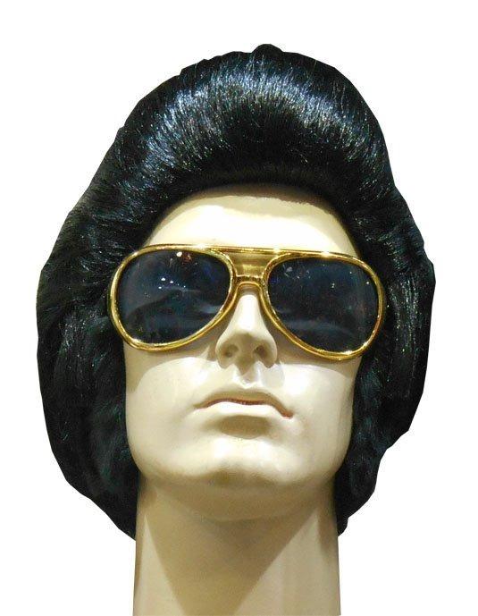 1f056caad1178 Peruca Do Elvis Presley - Excelente Qualidade - Modelável - R  88