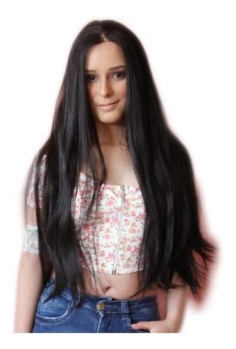 peruca front lace fibra futura repartição livre profunda