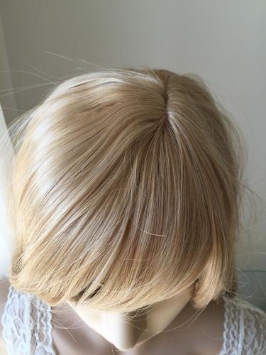 peruca para festa