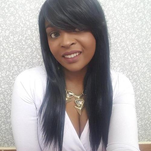 peruca wig raphaela - nany lopez hair 1b preta