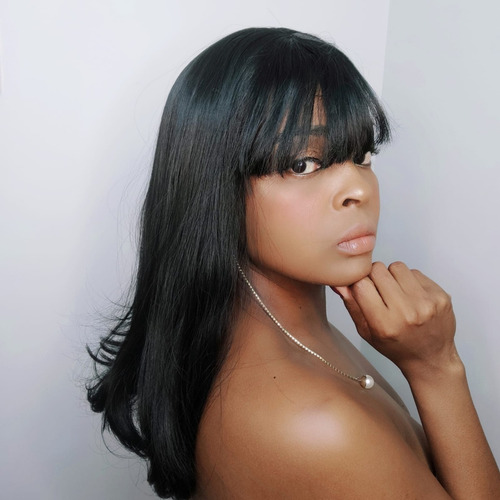 peruca wig wholle reivim - nany lopez hair