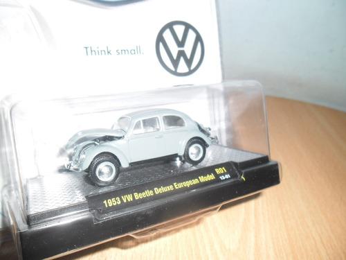 perudiecast m2 machines vw beetle european model 1953 1.64