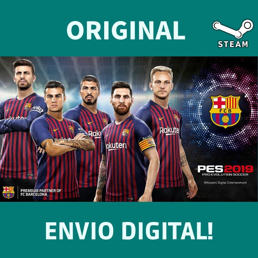 Pes 19 Pro Evolution Soccer 2019 Pc Steam Original Off