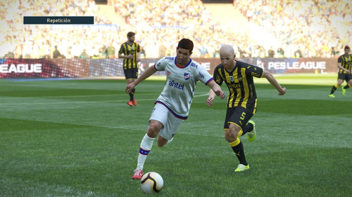 pes 19 pro evolution soccer 2019 ps4 id sec