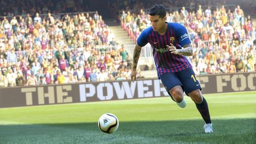 pes 19 ps4 digital |1º| pro evolution soccer 2019 | oferta