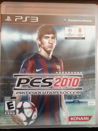 pes 2010 (impecable)
