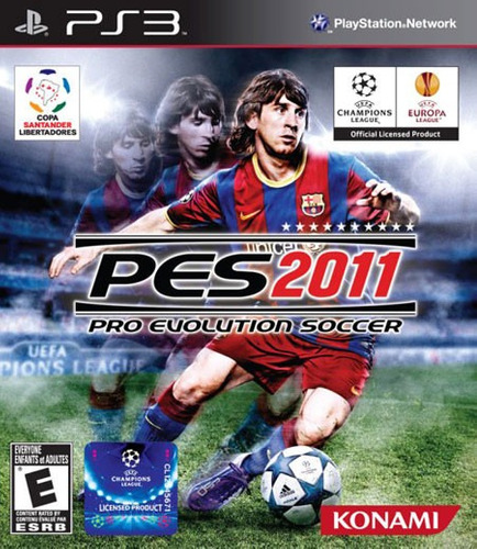 pes 2011 juego ps3 original completo envio gratis !!!!!!!