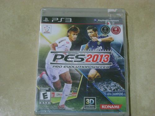 pes 2013 pro evolution soccer ps3