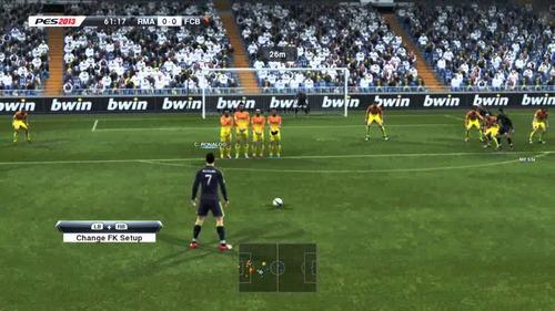 pes 2013 xbox 360 pro evolution soccer