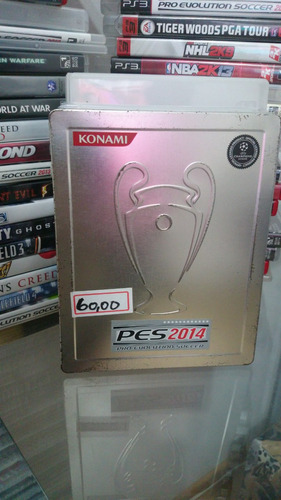 pes 2014 pro evolution soccer ps3