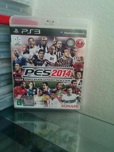 pes 2014 pro evolution soccer ps3
