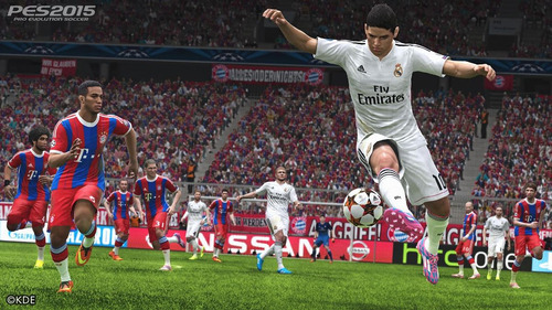pes 2015 pro evolution soccer 2015 para ps3 digital español