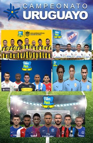 pes 2017 futbol uruguayo clausura pc digital