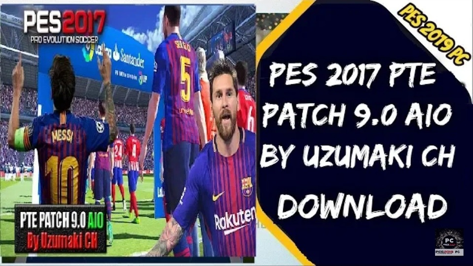 Pes 2017 Parche Potato Patch 9 0 Actualizado Mayo 2019 Club
