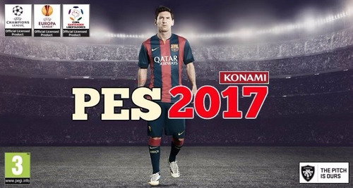 pes 2017 ps3 formato digital completo oferta latino descarga