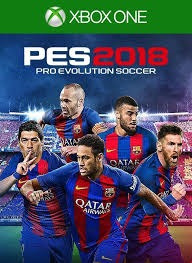 pes 2018 ps3 pes 18 || stock inmediato || falkor!