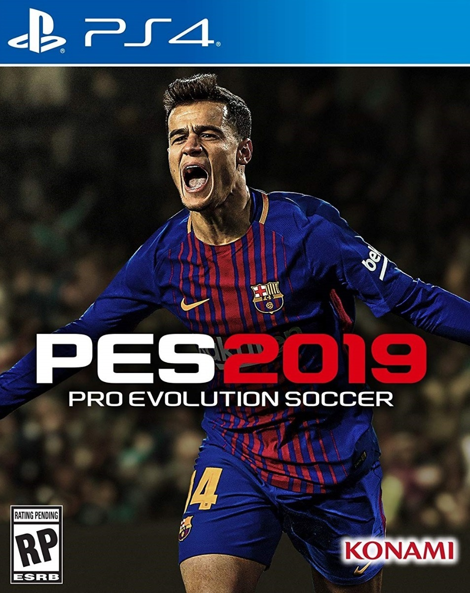 Pes 2019 Fisico Sellado En Stock Estreno Local Blue Coin 2 499