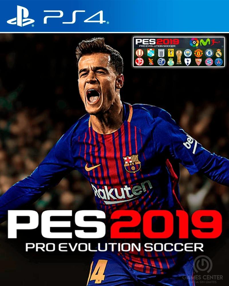 option file pes 2019 ps4 gratis
