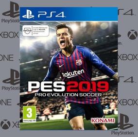 Psn Stuff - PES - Pro Evolution Soccer PS4 no Mercado Livre