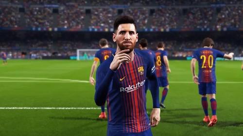 pes 2019 ps4 19 fisico nuevo original pro evolution soccer
