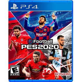 Pes 2020 E Football-pes 20- Ps4- / Mipowerdestiny