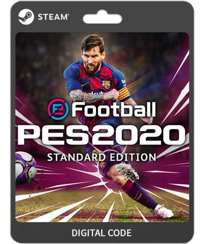 pes 2020 efootball steam pc original, online. promo -32% off
