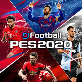 Pes 2020 Ps4 Fisico Nuevo Xstation Ya En Stock !!!